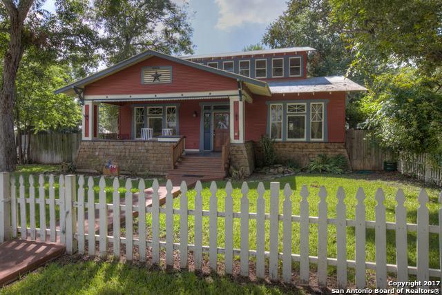 292 S Gilbert Ave New Braunfels, Tx 78130